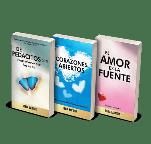 trilogía Sonia Bautista