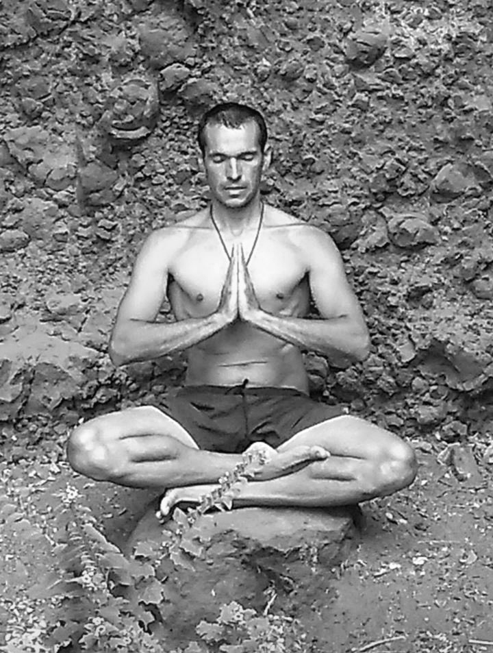 profesor yoga